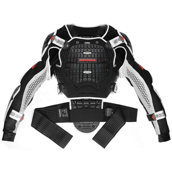 Spidi Safety Lab Warrior Jacket review