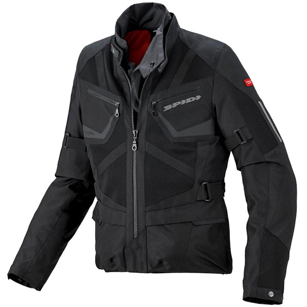 Spidi H2OUT Ventamax Jacket review