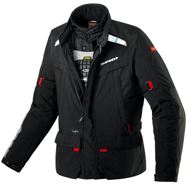 Spidi Super Hydro H2OUT Textile Jacket review