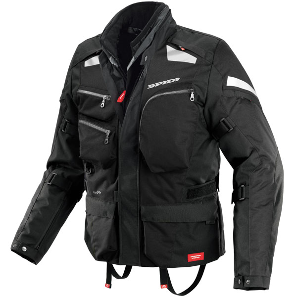 Spidi Voyager 3 H2OUT Textile Jacket review