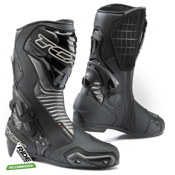 TCX S-Speed Waterproof Boots review
