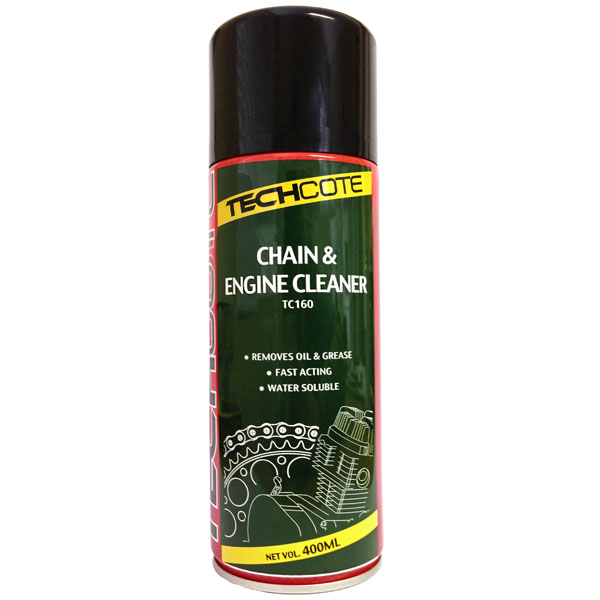 TechCote Chain & EngineCleaner review