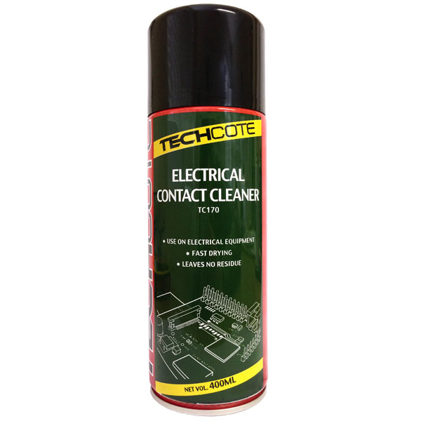 TechCote Electrical ContactCleaner review