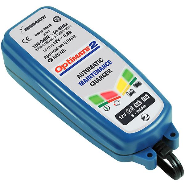 TecMate OptiMate 2 Battery Optimiser(SAE) review