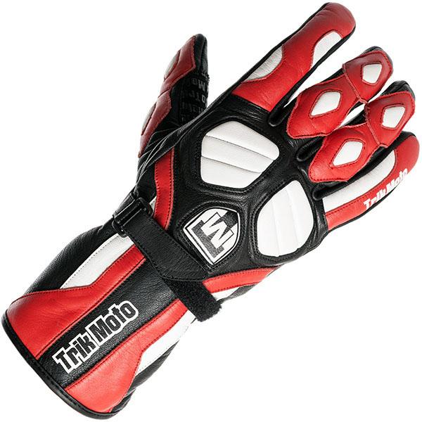 Trik Moto Sport Leather Gloves review