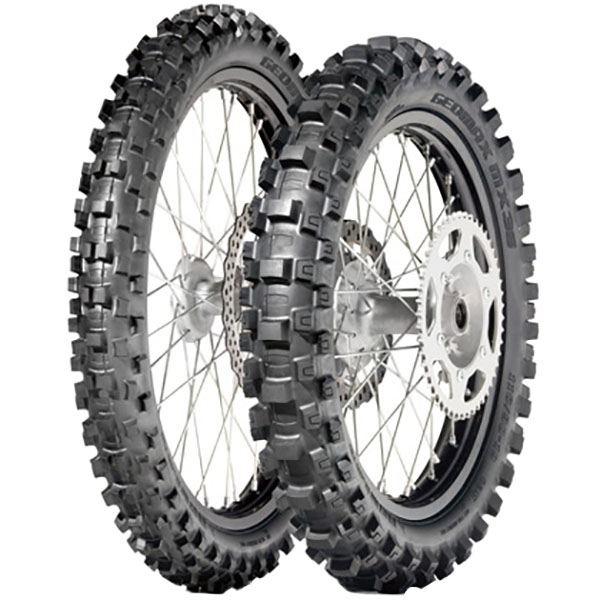 Dunlop Geomax MX-3S 100/100-18M review