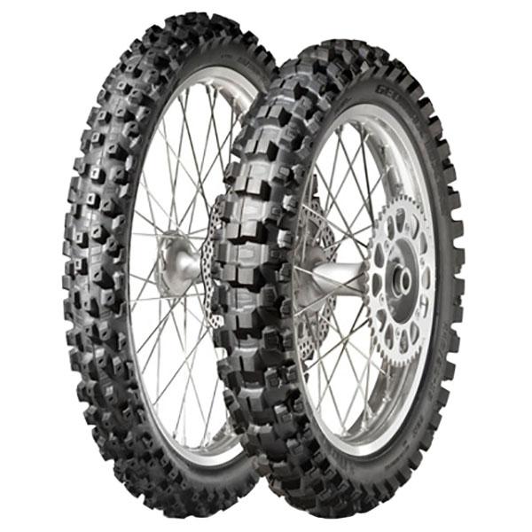 Dunlop Geomax MX52120/80-19 review