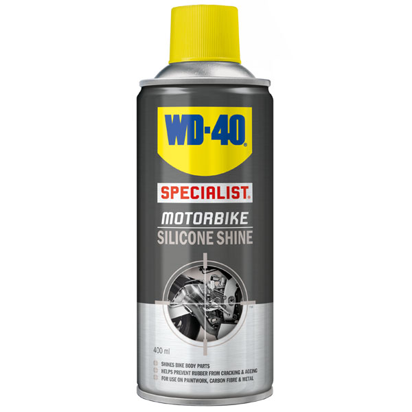 WD40 Silicone Shine review