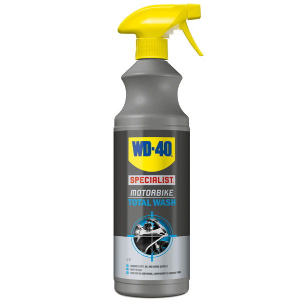 WD40 TotalWash review