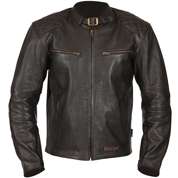 Weise Docklands Leather Jacket review
